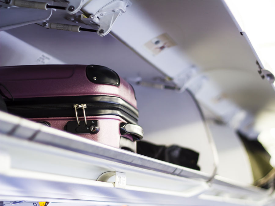 a guide to cabin luggage